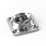 4-Hole Titanium Pyramid Receiver