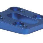 Aluminum Forward Angle Offset Plate