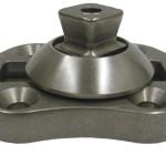 Titanium 4-Hole Slide Adapter with Rotation