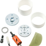 LimbLogic® VS Thermoplastic Drop-In Adapter Tooling Kit (sold separately)
