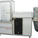 The OMEGA® Carver is the fastest and most economical carver of its size.
