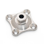 Pediatric Titanium 4-Hole Pyramid Adapter