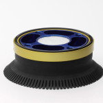 The Alpha® Suction Pro supplies additional cushioning at the distal end