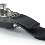 The Trailblazer Foot has a low-profile and is an option when clearance is limited.