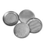 Replacement stainless steel screen filters are included with the kit.