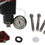 A Diagnostic Kit is available to check the vacuum level and aid in troubleshooting.